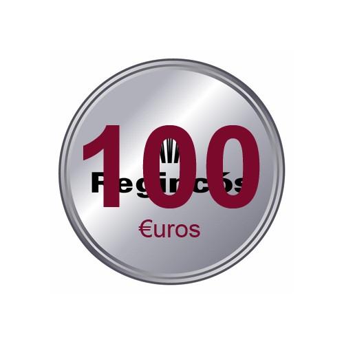 100 € / Euros