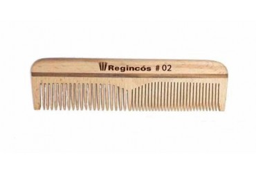 Pocked comb size
