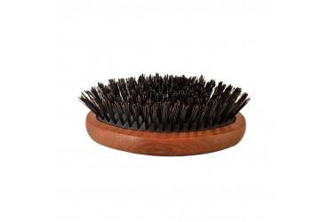 BARBA cushion / black bristles