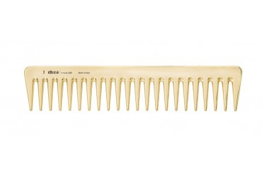 IBIZA Detangle Gold comb