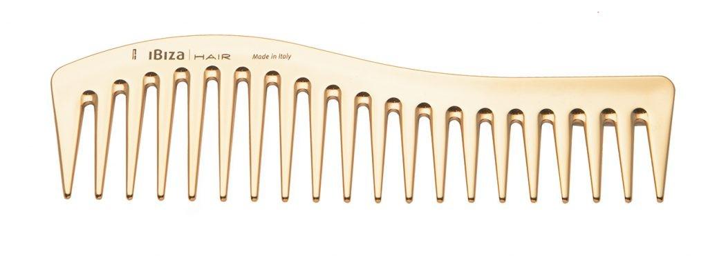 IBIZA Wave Gold Comb