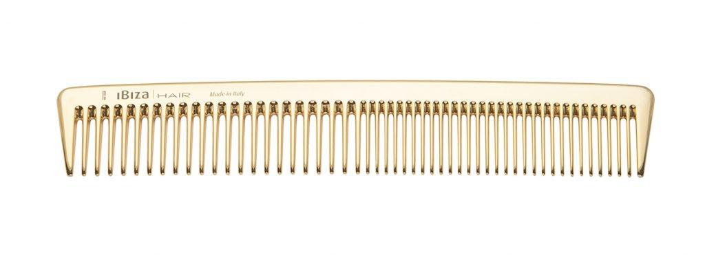 IBIZA Stylist Gold Comb