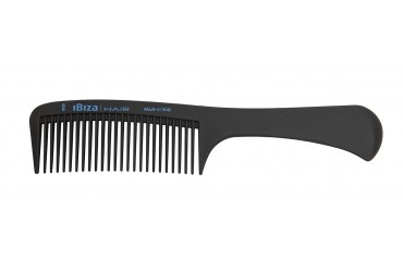 IBIZA Handle Carbon Comb