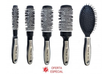 Pack R.Pro 5 brushes