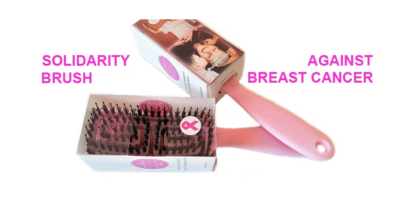 SOLIDARITY BRUSH AGAINST BREAST CANCER
